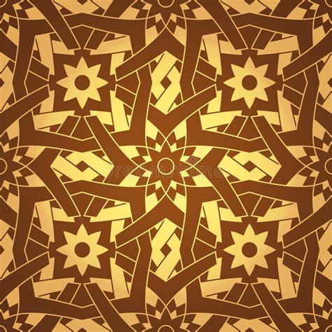 seamless pattern online generator vector geometric cross flower seamless pattern stock