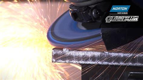 norton quantum  ceramic flap disc norton abrasives