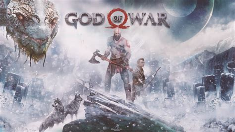wallpaper games iphone 4 god of war ps4 4k hd wallpaper wallpapers net