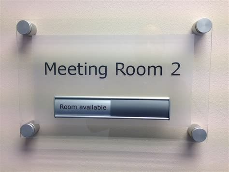conference room names acrylic name plate project categories galhotrabrassandplastichouse