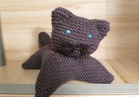 tricot knit tuto tricot apprendre a tricoter un chat tres facile
