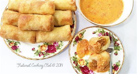 natural cooking club risol kampung