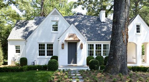 can you brick a house with siding 20 white brick exterior walls to envy
