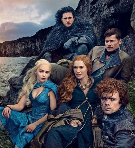 actor daenerys game of thrones jon jaime daenerys cersei y tyrion game of thrones