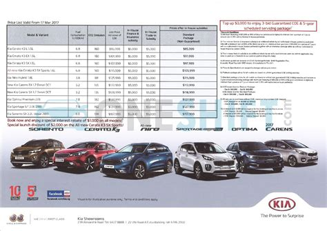 kia list kia vehicles price list 28 images kia philippines