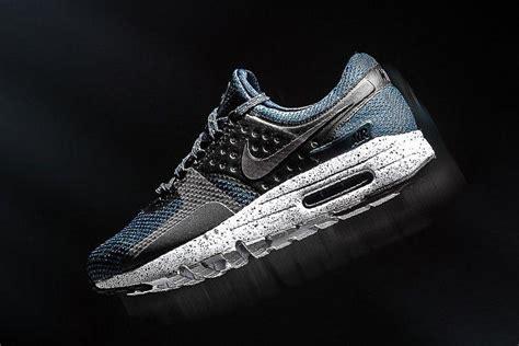 Nike Airmax Zero Navy nike air max zero premium armory navy sneaker freaker