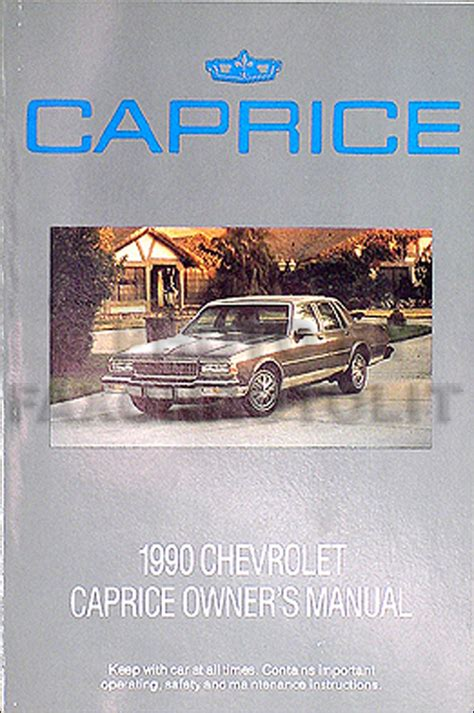 old car repair manuals 1993 chevrolet caprice classic spare parts catalogs 93 chevrolet caprice owners manual how to and user guide instructions