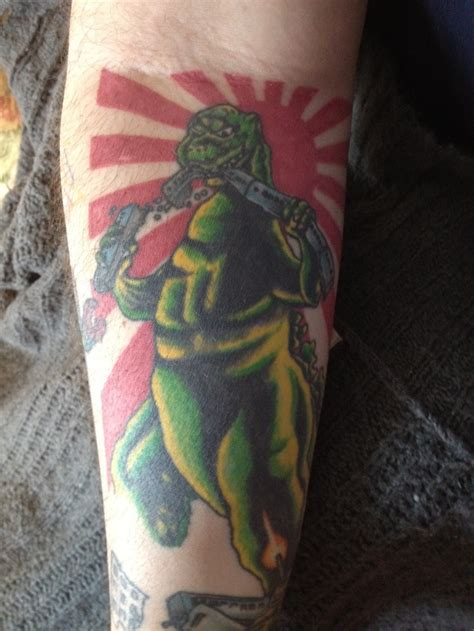 godzilla tattoo godzilla tattoos godzilla