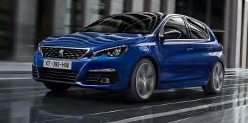 Peugeot 308 Facelift 2017 Peugeot 308 Facelift Goes Official With New Tech