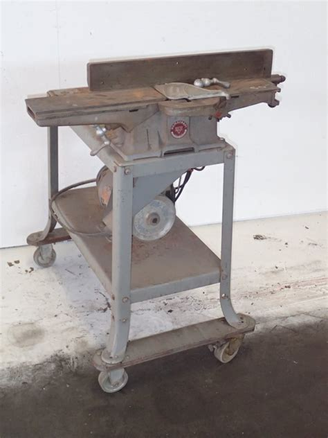delta woodworking machinery delta jointer 300345 for sale used