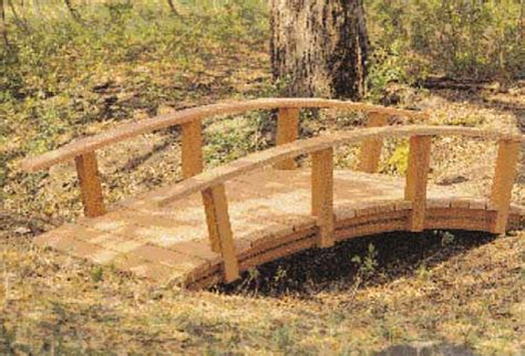 how to build a small wooden bridge bridges wooden bridge over water