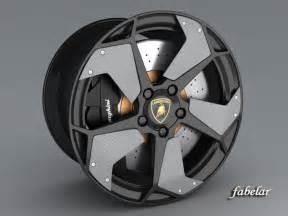 Lamborghini Reventon Rims Lamborghini Reventon Rims 3d Model Max Obj 3ds Cgtrader