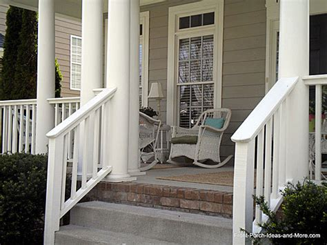front porch railing get porch handrail help