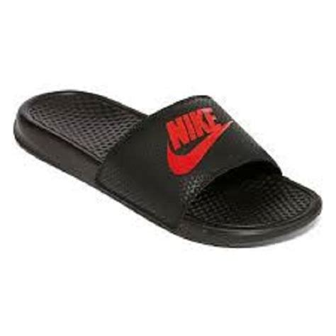 nike slides shoes nike benassi jdi solarsoft mens slide sandals black