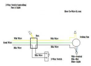 wiring for ceiling fan with light wire a ceiling fan