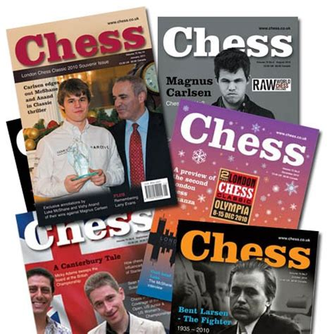chess magazine special offer one year subscription for first time subscribers only rest of