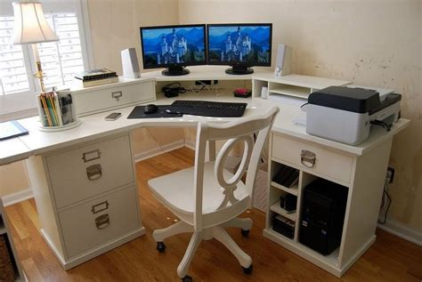 17 best images about double office on pinterest ikea