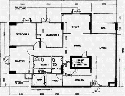 hdb floor plans floor plans for compassvale street hdb details srx property