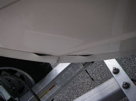 bass boat keel protector keel guard the hull truth boating and fishing forum