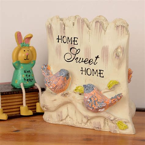 zakka home decor resin crafts 28 images buy 6pcs set online buy wholesale garden bird sculpture from china