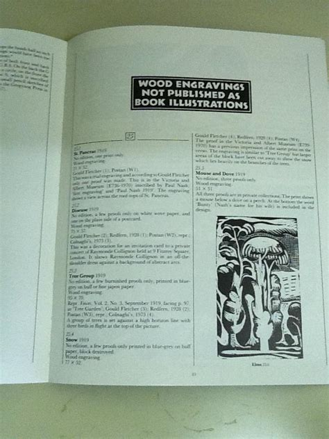 paul nash paperback 1849764913 paul nash book designs minories touring exhibition paperback book 1982 buy book book