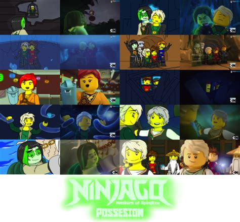 Lego Ninjago 10 The Phantom maypong lego ninjago 671 by maylovesakidah i the