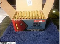 ARMSLIST - For Sale/Trade: Aguila .223 Ammo - 50 round ... 223 Ammo Boxes For Sale