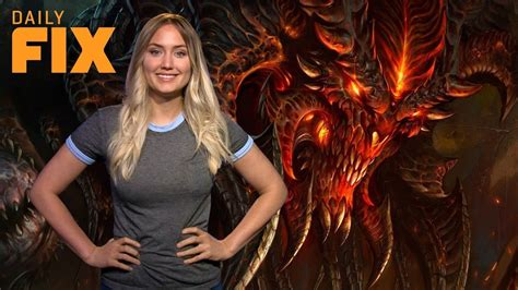 Ign Daily Fix Giveaway - blizzard hints at future diablo announcement ign daily fix 183 gamesonlock