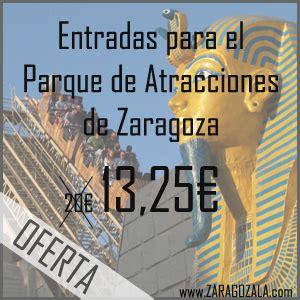 parque de atracciones entradas entradas parque de atracciones de zaragoza guia de zaragoza