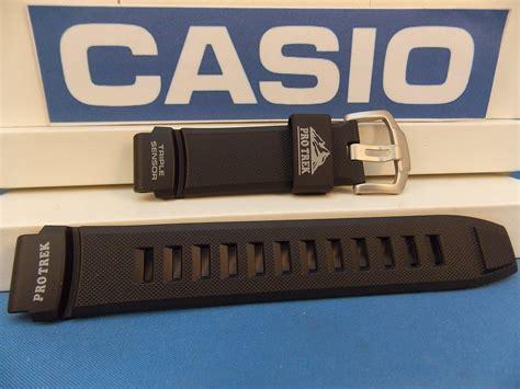 Casio Prw 6000 1 Original casio protrek prw 6000 band