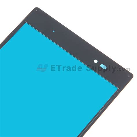 Spare Part Xperia Z Ultra sony xperia z ultra xl39h digitizer touch screen black etrade supply