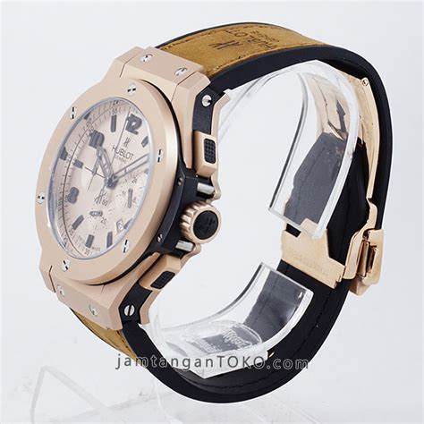 Jam Tangan Hublot Pentagram Kws harga sarap jam tangan hublot big tuiga mat rosegold