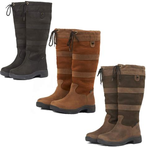 dublin waterprrof river boots winter