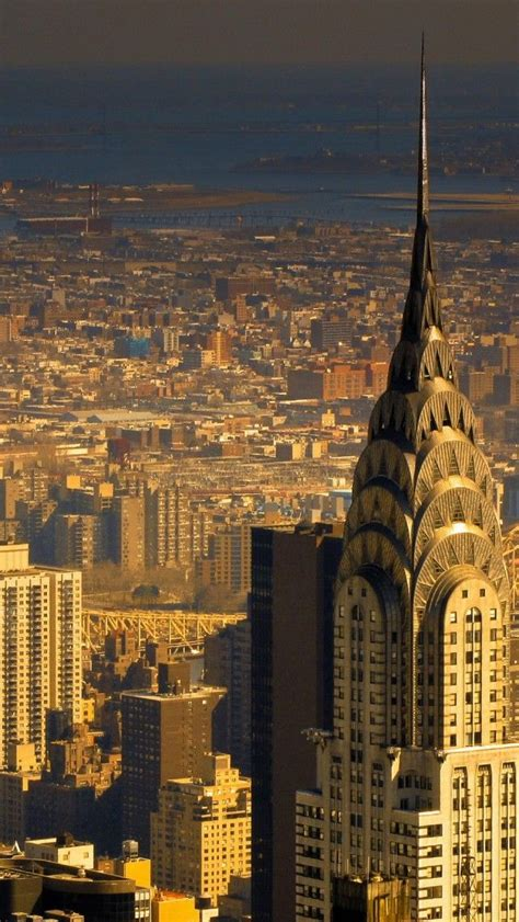 The Chrysler Building Nyc New York Skyline The Chrysler Building United States