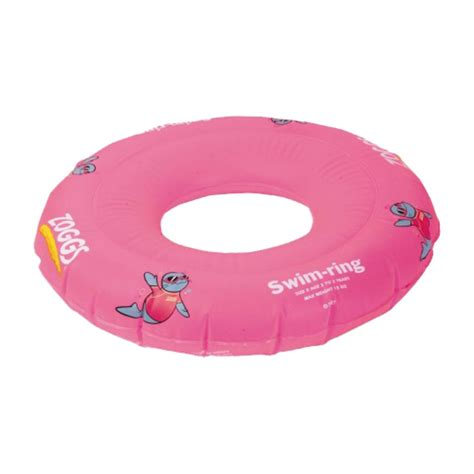zoggs swim ring aqua water swimming pool inflatable