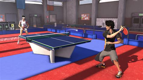 table tennis shop top ten