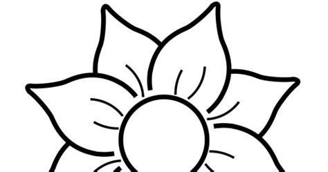imagenes en blanco para colorear de flores imagenes de flores para colorear grandes