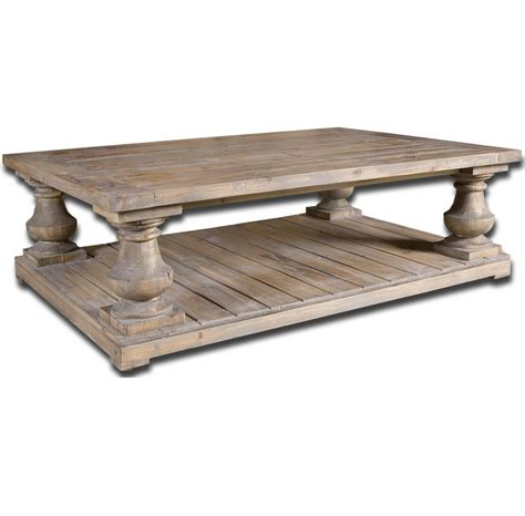 Rustic Bench Coffee Table Salvaged Wood Rustic Coffee Table 60 Quot Zin Home