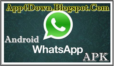 whatsapp for android apk whatsapp messenger 2 11 302 for android apk update free app4downloads app