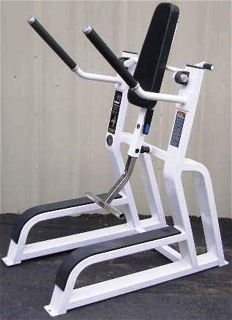 Precor V Crunch sold usedgymequipment