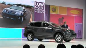 2013 Toyota Rav4 V6 2013 Toyota Rav4 Loses 2 Cylinders At The La Auto Show Debut