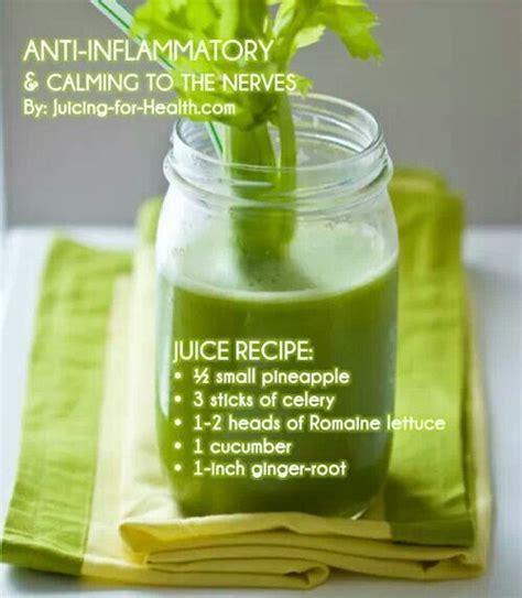 Anti Inflammatory Detox Juice by Anti Inflammatory Juice Health Wellness