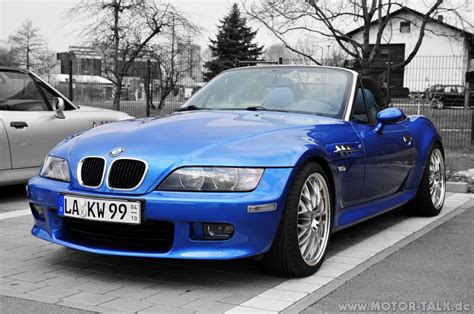 Bmw Z3 Modification Parts by Bmw Z3 2 2 Roadster E36 Pictures Photos Information
