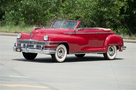 classic jeep convertible 1948 chrysler windsor highlander convertible coupe