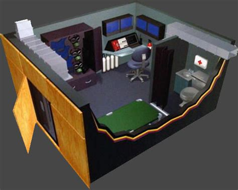 building a panic room in your house panic rooms security systems