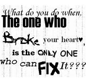 Broken Cry Emo Heart Heartbroken Animated Gif 235768 On Favim