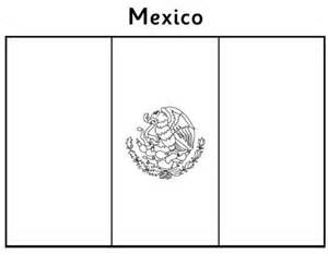 mexico flag coloring page mexican coloring pages to print az coloring pages