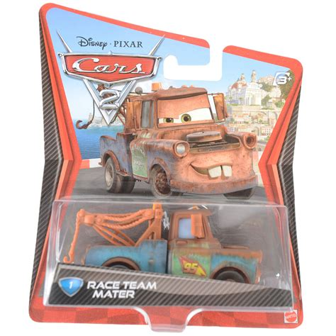 cars characters mater disney pixar cars 2 die cast character vehicle toy car