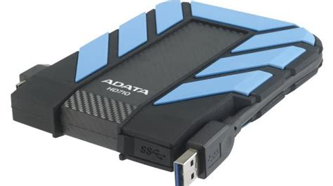 Hardisk External 500gb Adata adata dashdrive durable 500gb hd710 review expert reviews