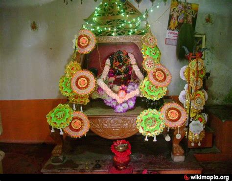 Buro Raj Mandir by Ma Mangalchandi Temple Kogram